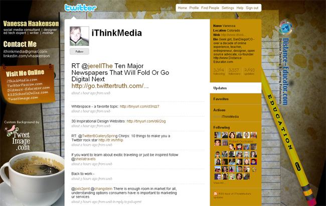 красивые твиттер каналы