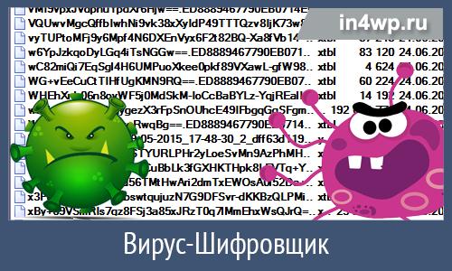 вирусы шифровщики