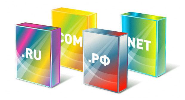 история доменов